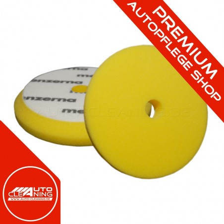 Menzerna - Medium Cut Foam Pad 130-150mm gelb