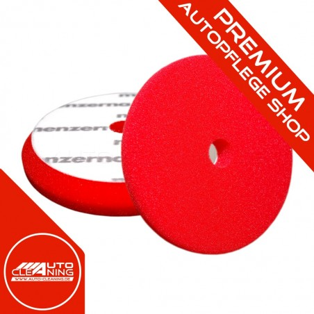 Menzerna - Heavy Cut Foam Pad 130-150mm rot