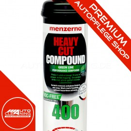 Menzerna - Heavy Cut Compound 400 Green Line