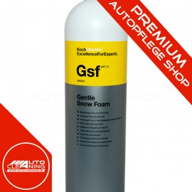 Gentle Snow Foam Gsf pH-neutral
